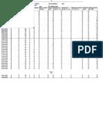 38. Raport Recensamant in Intersectie INT J38