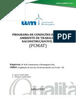 PCMAT 2015