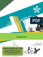 Bioseguridad Asepsia