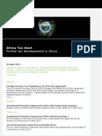Africa Developments 2017