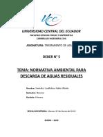 SIMBAÑA GUALICHICO PABLO ALFREDO_NORMATIVA AMBIENTAL PARA DESCARGA DE AGUAS RESIDUALES.docx