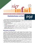 cateterismo arterioso
