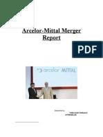 Arcelor Mittal+Report