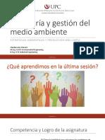 IN218 S01 Estrategias Amb y PML(1)