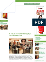 9 Visual Merchandising Tips That Never Fade - CreativityWindow™