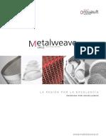 catalogo de estructuras metálicas para realizar pantalla de ruido - prexor