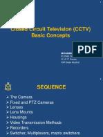 CCTV Basic Consepts