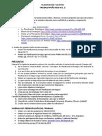 Planificación y Gestión Trabajo 2
