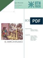 Mercantilismo TP