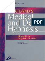 Medical and Dental Hypnosis - Hartland