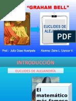 Euclides de Alejandría