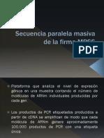 Secuencia Paralela Masiva de La Firma MPSS