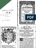 Прп. Отца Нашего Аввы Дорофея Поучения Различна, к Своим Его Учеником (1628)