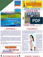 Revista La Salchicha Deportiva Nº 1 - 2019