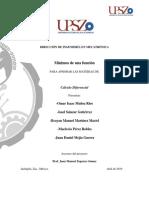 Documento Cálculo