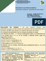 Presentación Sistemas Numéricos-unidad II .