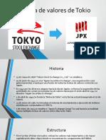 Bolsa de valores de Tokio