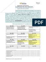 Alternativas de EOI