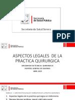 ASPECTOS LEGALES  DE LA PRACTICA QUIRURGICA.pdf