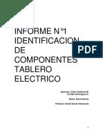INFORME ELECTROTECNIA - 1