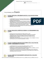Actividades Del Proyecto – Gestion de Redes de Datos(..