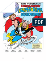 Marvel Heroes 94 Los Vengadores Actos de Venganza