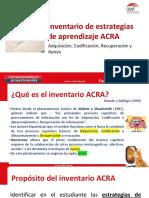 Test ACRA