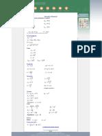 ___ F�rmulas de Geometria Espacial - �reas e Volumes ___