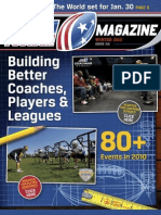USA Football Magazine Issue 12 Winter 2010