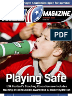 USA Football Magazine Issue 13 Summer 2010