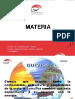 Teoria Materia