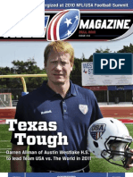 USA Football Magazine Issue 14 Fall 2010