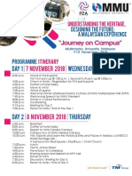 P2A MMU Journey on Campus - Info Pack