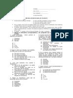 HAMLET 2015 IV ELECTIVO SIN RESPUESTAS.docx