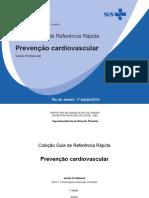 Guia de referencia rapida RJ prevenção cardiovascular