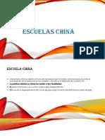 Escuelas China