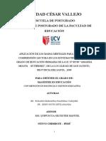 Proyecto Ucv Jenny