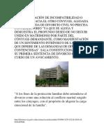 JURISPRUDENCIA  EN CASO DE DIVORCIO.docx
