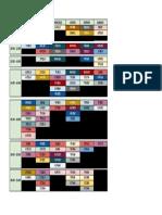 Horarios de Parciales y Finales - Horario De Parciales y Finales.pdf