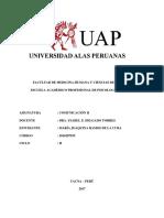 TRABAJO ACADEMICO UAP 2017 - COMUNICACIÓN II.docx