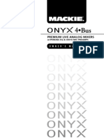 Manual Mackie Onyx 32.4
