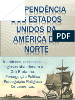Independência Dos Estados Unidos Da América Do Norte