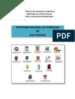 DOC-RECTOR del PNFen Electricidad -Version 2013.pdf