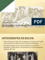 Bolivia II Guerra Mundial