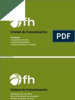unidad de comunicación FH 2008