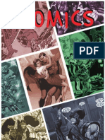 Historia del Comic
