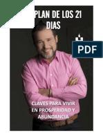 El Plan de Los 21 Dias PDF