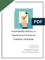 7. Ensayo Normatividad de la Didactica Entorno Educación.docx