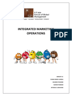 M&M CASE STUDY FOR IMC