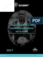 Relatorio Discrimincacao Racial 2017